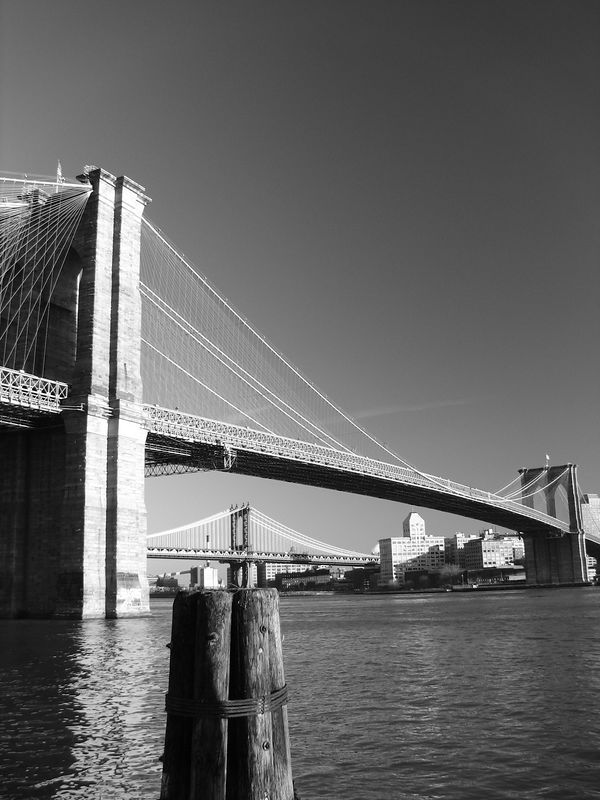 Brooklyn &amp; Manhattan Bridges